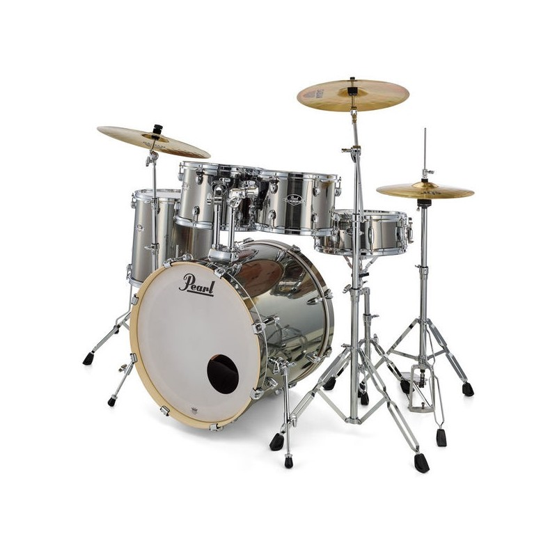 """PEARL EXPORT FUSION 20"""" ELECTRIC BLUE SPARKLE"""